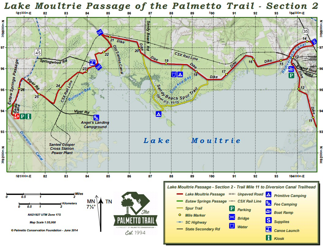 Lake Moultrie Passage – Palmetto Conservation Foundation